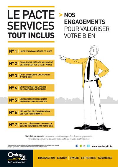 LE PACTE SERVICE TOUT INCLUS